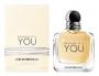 Emporio Because it's you Eau de Parfum 100 spray